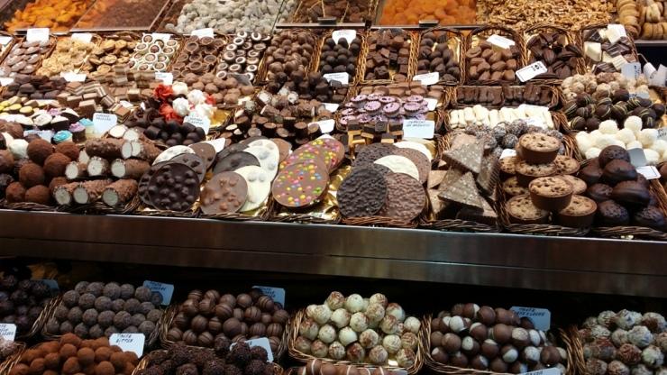 Mercato-La-Boqueria-Barcellona-Cioccolato