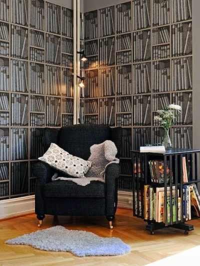 Cole-Son-Fornasetti-Bookshelf-Wallpaper_1