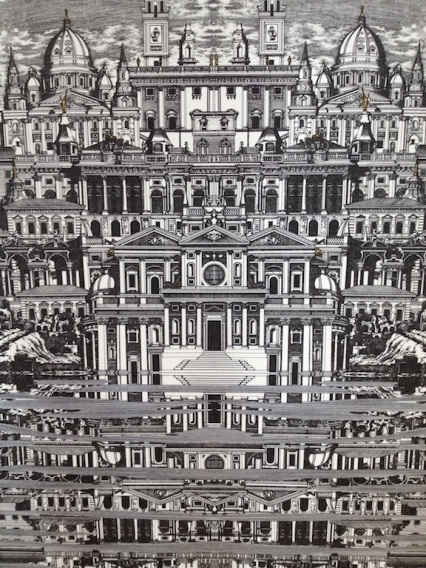 detail-riflesso-wallpaper-by-fornasetti-creating-a-statement-wall-with-wallpaper-murals-decorating-with-fornasetti-style-blog-grey-chic