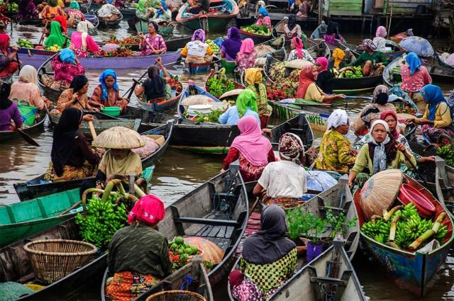 mercado-flutuante