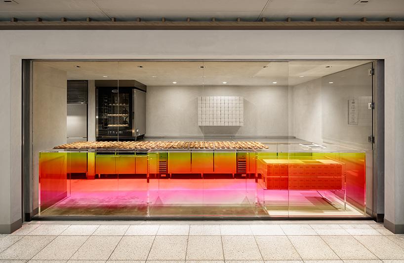 yota-kakuda-bake-cheese-tart-kitasenju-bakery-interiors-tokyo-japan-designboom-06