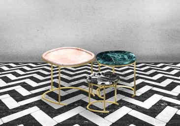 A.I. dePOP Lotus coffe table