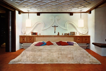 Artigas, House for a Ranch, Texcoco, Mexico, 1957, remodeled 1967