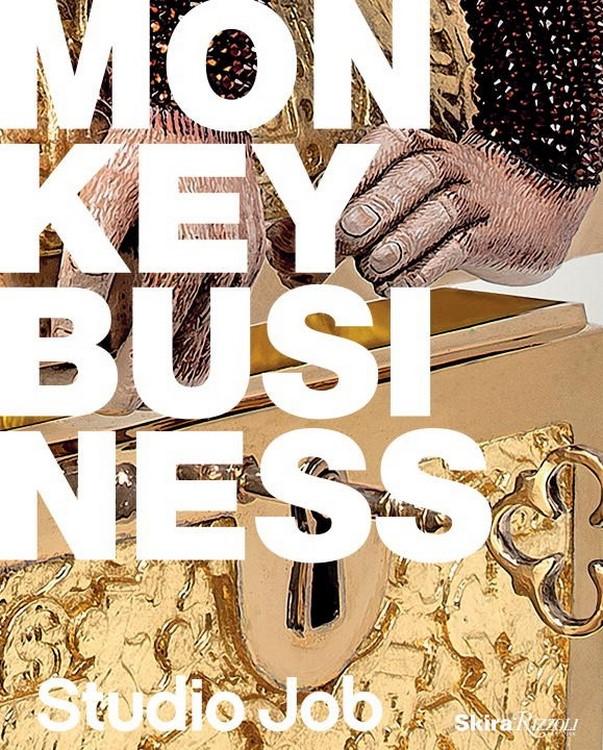 Monkey Busness Book Studio Job 2