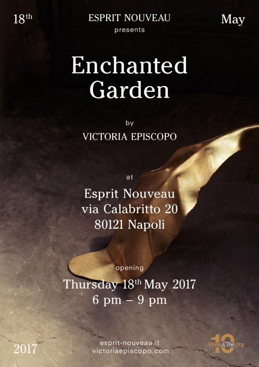 Victoria Episcopo Enchanted Garden