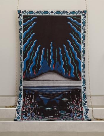 Bjork-Klaus Haapaniemi-Black-Lake Collection 2