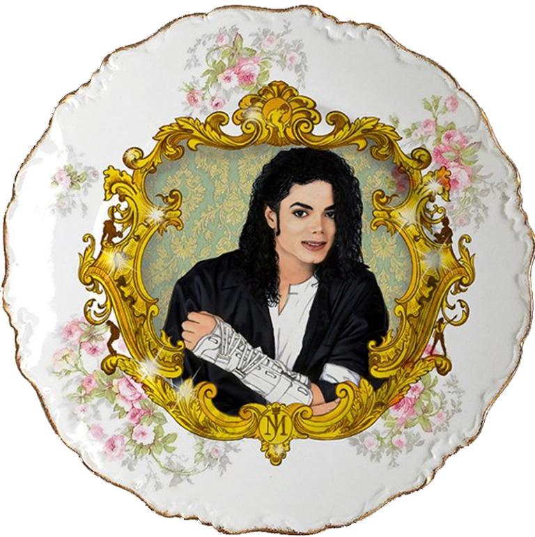 Artefacto ANTIQUE PLATES MJ