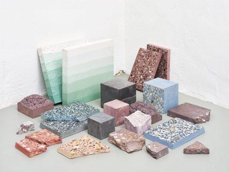 Petrified Carpets Studio Ossidiana 3