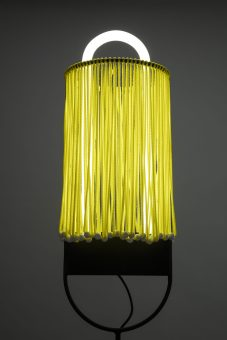 Stromboli Associates HAIR-EXTENSION light-yellow