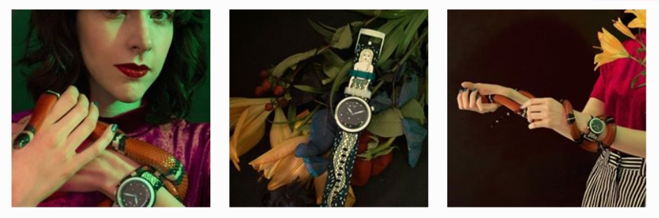 Brianda Fitz James Stuart+Swatch
