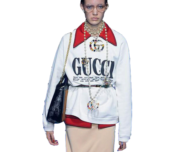 GUCCIss18 total look