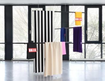 Silk, Grids & Souvenirs by Eva
