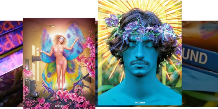 David LaChapelle books